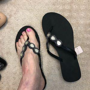 NWT Sandals